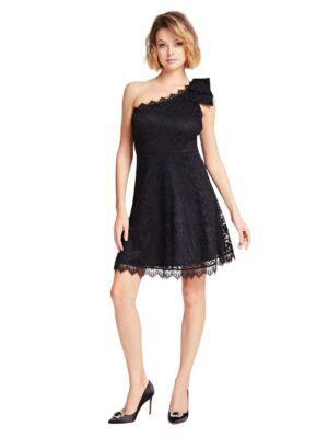 Mini haljina na jedno rame - Guess