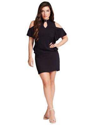 Mini haljina sa otvorenim ramenima - Guess