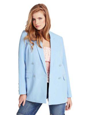 Plavi ženski sako - Guess