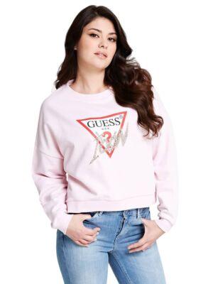 Ženski bebi roze duks - Guess