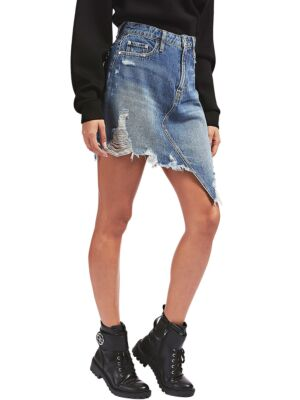 Ženska teksas suknja - Guess