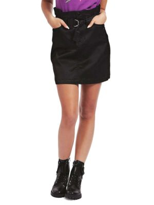 Crna traper suknja - Guess