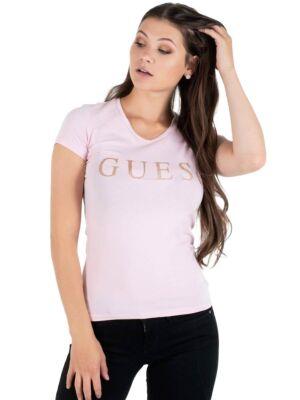 Roza ženska majica - Guess