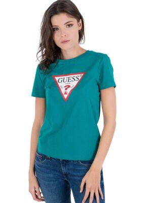 Zelena ženska majica - Guess