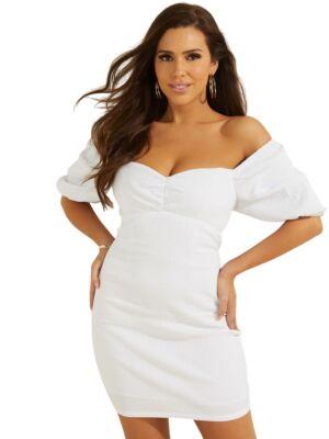 Mini bela haljina - Guess