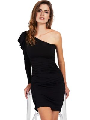 Mini crna haljina - Guess