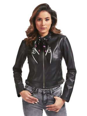 Ženska biker jakna - Guess