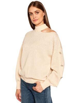 Bež ženski džemper - Guess