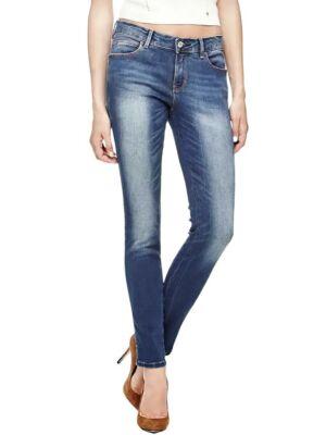 Izbjeljeni ženski džins - Guess