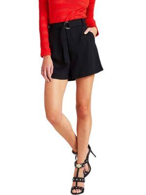 Crni ženski šorts - Guess