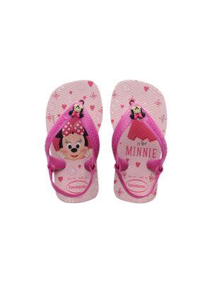 Dečje Minnie Mouse sandale - Havaianas