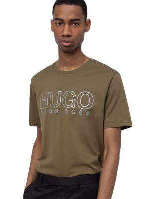 Muška majica s logom - HUGO