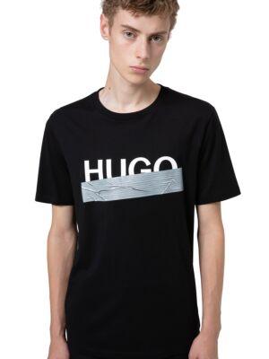 Muška majica sa logom - HUGO