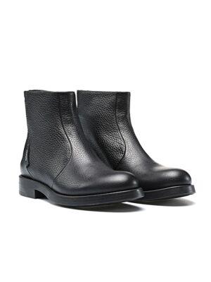 Crne ženske čizme - HUGO