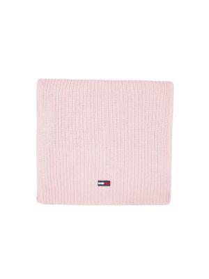 Bebi roze ženski šal - Tommy Hilfiger