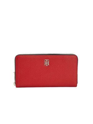 Crveni ženski novčanik - Tommy Hilfiger