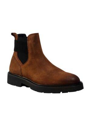 Braon muške čizme - Tommy Hilfiger