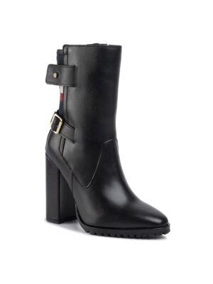 Ženske čizme sa potpeticom - Tommy Hilfiger
