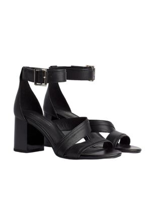 Crne ženske sandale - Tommy Hilfiger