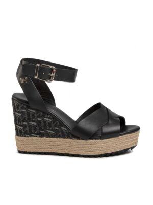 Sandale sa platformom - Tommy Hilfiger