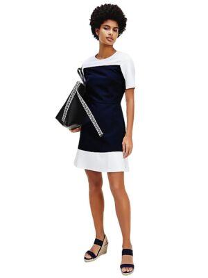 Mini haljina kratkih rukava - Tommy Hilfiger