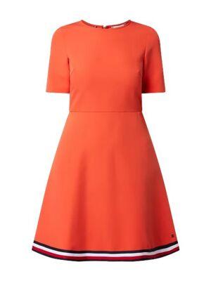 Narandžasta mini haljina - Tommy Hilfiger