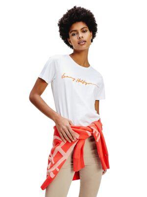 Ženska majica sa ispisom - Tommy Hilfiger