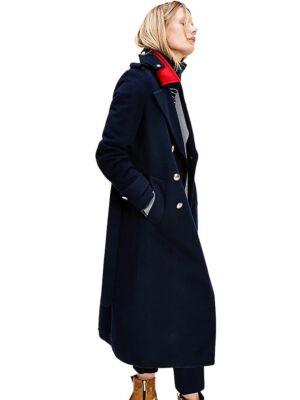 Dugačak ženski kaput - Tommy Hilfiger