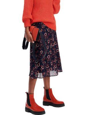 Lepršava cvetna suknja - Tommy Hilfiger