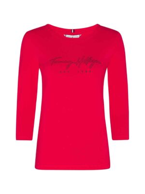 Crvena ženska majica - Tommy Hilfiger