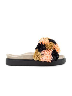 Šarene ženske papuče - Inuikii