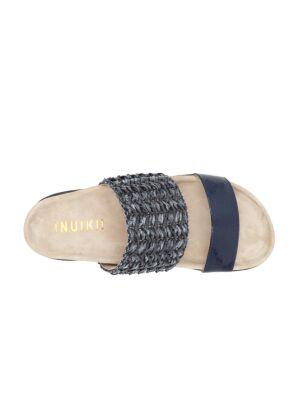 Crne ženske papuče - Inuikii