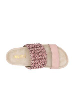 Roze ženske papuče - Inuikii