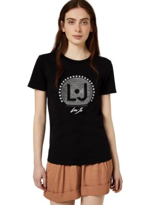 Ženska majica sa cirkonima - Liu Jo