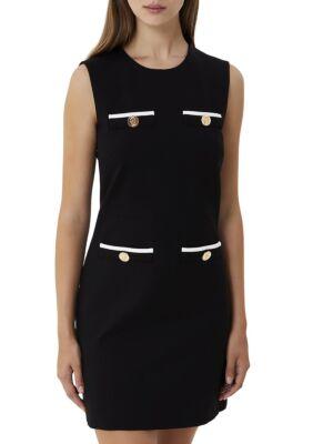 Poslovna crna haljina - Liu Jo
