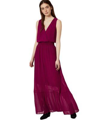 Maxi haljina sa V izrezom - Liu Jo