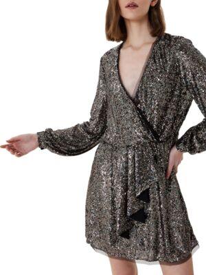 Svetlucava mini haljina - Liu Jo
