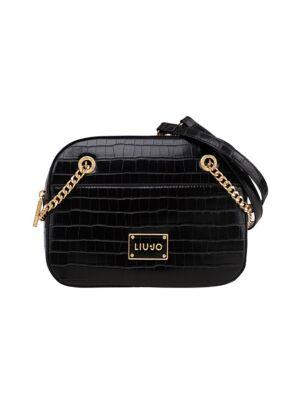 Crna ženska torbica - Liu Jo