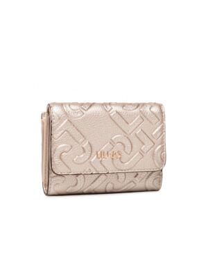 Zlatni ženski novčanik - Liu Jo