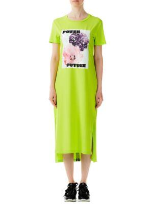 Zelena haljina kratkih rukava - Liu Jo