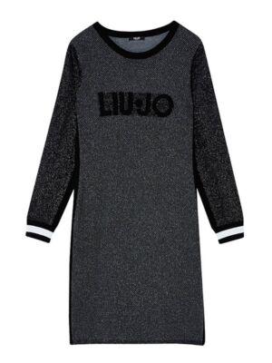 Svetlucava džemper-haljina - Liu Jo