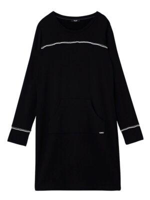 Crna ženska haljina - Liu Jo