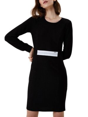 Mini crna haljina - Liu Jo