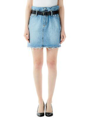 Mini teksas suknja - Liu Jo