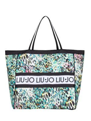 Šarena leopard torba za plažu - Liu Jo