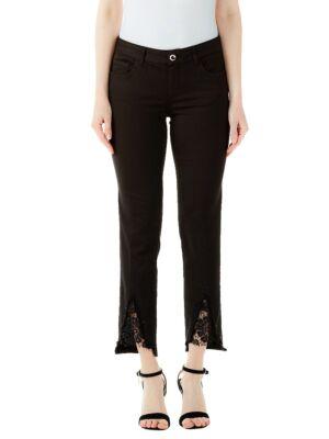 Crne ženske pantalone - Liu Jo