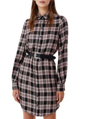 Košulja-haljina s remenom - Liu Jo