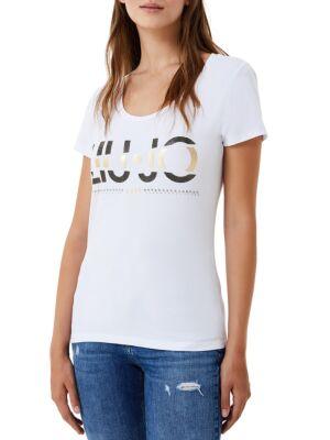 Ženska majica sa logoom - Liu Jo