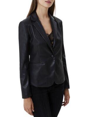 Ženski sako od eko-kože - Liu Jo