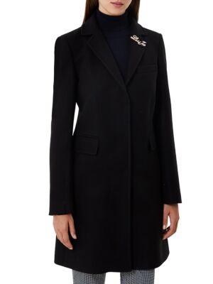 Crni ženski kaput - Liu Jo